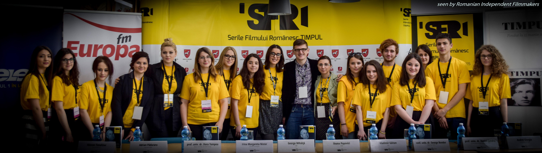 Înscriere voluntariat pentru Serile Filmului Românesc 2016