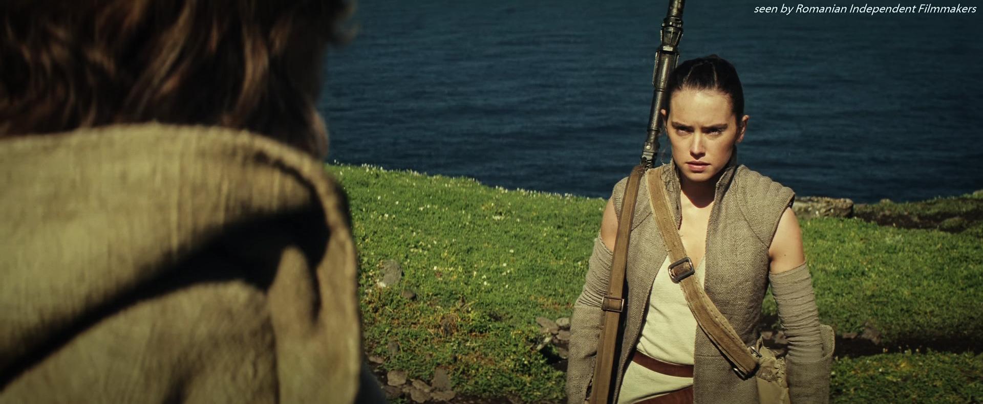 A început filmarea la Star Wars VIII ! ! !